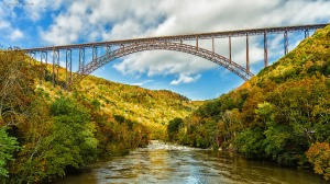 New River Gorge by Lori Coleman